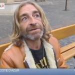 Hommage à Philippe, citoyen de la rue à Draguignan