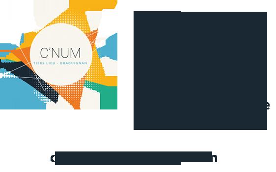 Logo C'num Draguignan