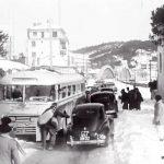 1956 : Le Var bloqué par la neige pendant 3 semaines !  INA